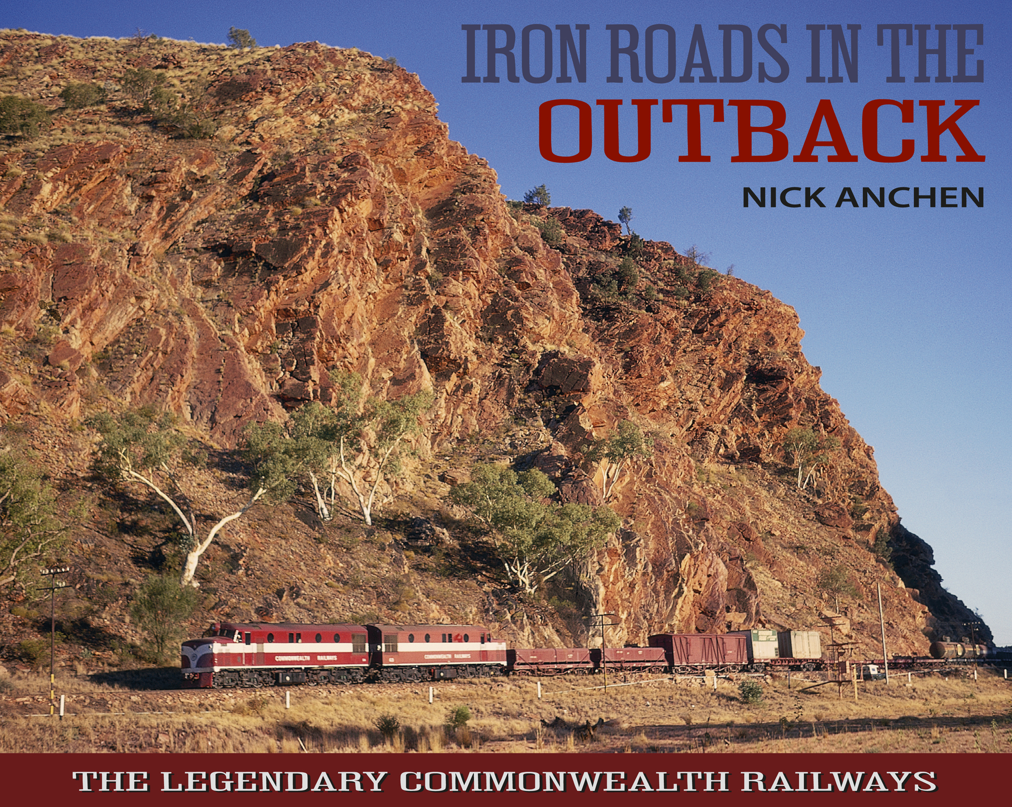 Iron Roads' of the Australian Outback